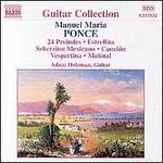 Manuel Maria Ponce: Guitar Music, Vol. 1