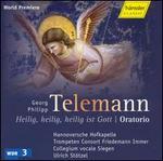 Telemann: Heilig, Heilig, Heilig Ist Gott