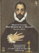 Don Quijote De La Mancha-Romances Y Mu