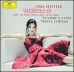 Violetta: Arias And Duets From Verdi's La Traviata [Includes DVD]