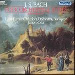Bach: Four Orchestral Suites BWV 1066-69