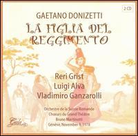 Donizetti: La Figlia del Reggimento - Anna di Stasio (vocals); Fran�ois Castel (vocals); Ingvar Wixell (vocals); Jaume Baro (vocals); Laura Cappino (vocals);...