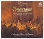 Mozart: Concerto for Flute & Harp, Symphony No. 31 (Paris) K 297, Symphonie Concertante K. 297b