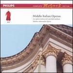 Middle Italian Operas: Comp Mozart Edition 14