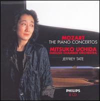 Mozart: The Piano Concertos - Mitsuko Uchida (piano); English Chamber Orchestra; Jeffrey Tate (conductor)
