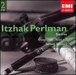 Ithzak Perlman: Encores