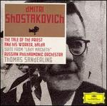 Shostakovich: The Tale of the Priest and his Worker, Balda; Suite from