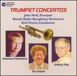 Pakhmutova, Ewazen, Plog: Trumpet Concertos