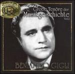 Gro�e Ten�re der Musikgeschichte, Vol. 2