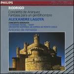 Rodrigo: Concierto de Aranjuez; Fantasia para un gentilhombre; Concierto Serenata