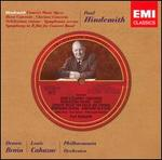 Hindemith: Concert Music, Op. 50 / Horn Concerto / Clarinet Concerto / Nobilissima Visione / Symphonia Serena / Symphony in B Flat Major for Concert Band