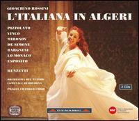 Rossini: l'Italiana in Algeri - Alex Esposito (vocals); Barbera Bargnesi (vocals); Bruno de Simone (vocals); Jos� Maria lo Monaco (vocals);...