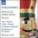 Stravinsky-Histoire Du Soldat; Renard