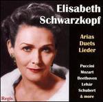 Arias, Duets & Lieder
