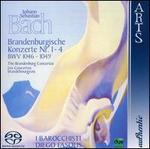 Bach: Brandenburgische Konzerte Nr. 1-4, BWV 1046-1049