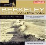 Lennox Berkeley: Concerto for Two Pianos; Michael Berkeley: Concerto for Orchestra 'Seascapes'