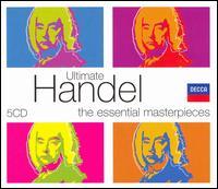 Ultimate Handel [Box Set] - Anita Lasker (aka Anita Lasker-Wallfisch) (cello); Anna Reynolds (contralto); Anthony Randall (horn);...