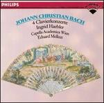 Johann Christian Bach: 4 Clavierkonzerte