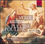 Verdi: Requiem/Puccini: Missa Di Gloria/Poulenc: Gloria