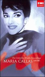 Maria Callas ~ Complete Studio Recordings 1949-1969