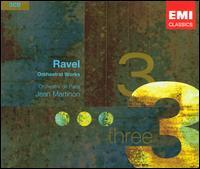 Ravel: Orchestral Works - Mike D'Abo (choir, chorus); Orchestre de Paris; Jean Martinon (conductor)