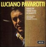 Luciano Pavarotti sings arias by Verdi and Donizetti