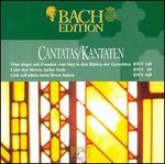Bach: Cantatas BWV 149, 69 & 169