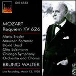 Mozart: Requiem, KV 626 [1958 Live Recording]