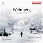 Mieczysaw Weinberg: Concertos