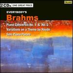 Everybody's Brahms: Piano Concertos Nos. 1 & 2; Variations on a Theme by Haydn; Solo Piano Pieces