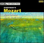 Everybody's Mozart: Piano Concertos Nos. 17, 20, 22 & 24