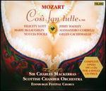Mozart: Cosi Fan Tutte [3 Cd]
