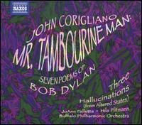 John Corigliano: Mr. Tambourine Man; Seven Poems of Bob Dylan - Hila Plitmann (soprano); Buffalo Philharmonic Orchestra; JoAnn Falletta (conductor)