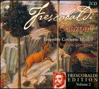 Frescobaldi: Canzone - Andrea Bressan (dulcian); Cristiano Contadin (viola); Cristiano Contadin (viola da gamba); Elisa Imbalzano (violin);...