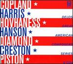 Delos Great American Composers Series