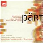 P�rt: Stabat Mater; I S�mfoonia; Miissa Syllabica; 7 Magnificat Antiphons
