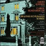 Brahms/Schumann SoirTe