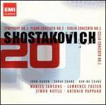 Shostakovich: Symphony No. 1; Piano Concerto No. 2; Violin Concerto No. 1; Cello Concerto No. 1