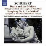 Schubert: Death and the Maiden; Symphony No. 8 'Unfinished'