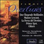 Famous Overtures: Der fliegende HollSnder; Manon Lescaut; La Forza del Destino