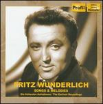 Fritz Wunderlich: Songs and Melodies
