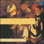 Sacred Concertos Schutz Schneidermann Schein Michael Reymann