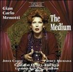 Gian Carlo Menotti: The Medium