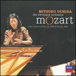 Mozart: Piano Concertos Nos. 23, K488 & 24, K491