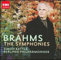 Brahms: The Symphonies - Berlin Philharmonic Orchestra; Simon Rattle (conductor)