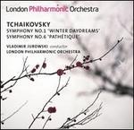 "Tchaikovsky: Symphonies Nos. 1 ""Winter Daydreams"" & 6 ""Pathétique"""