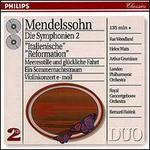 Mendelssohn: The Complete Symphonies, Vol.2