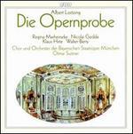 Lortzing: Die Opernprobe