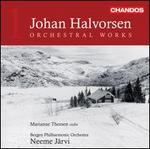 Halvorsen: Vol.1 (Entry March of the Boyars/ Andante Religioso/ Mascarade)