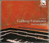Bach: Goldberg Variations - Andreas Staier (harpsichord)
